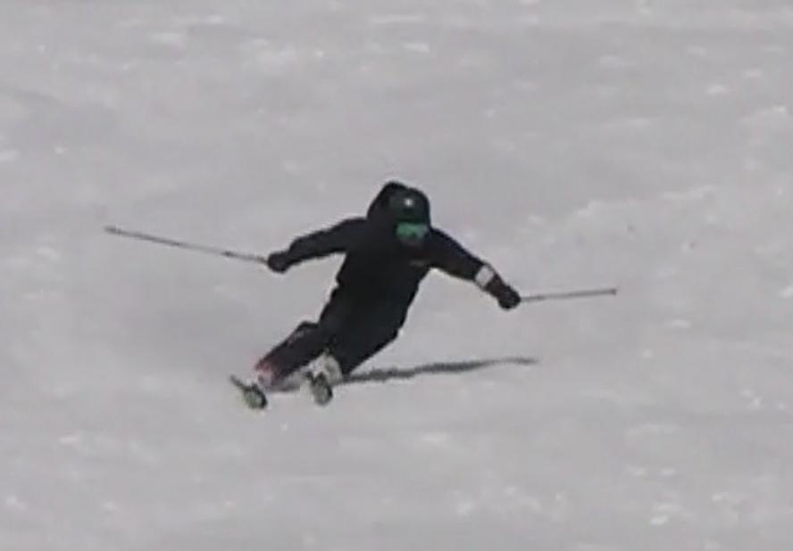 スキー検定 テクニカル 曲げ荷重