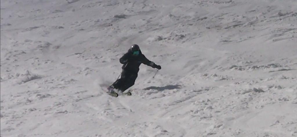 スキー検定2級 小回り