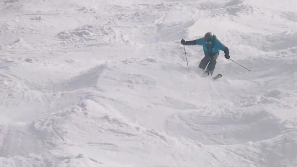 スキー 上級者 失敗