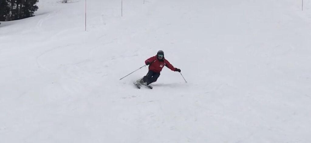 スキー検定 前走 見本